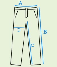 Šviesiai mėlynos sportinės kelnės vyrams su užrašu šonuose P898 16145