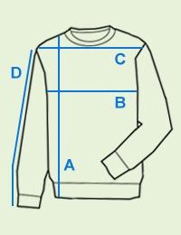 Tamsiai mėlynas vyriškas džemperis Ombre B551