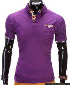 Violetiniai vyriski marskineliai inspire 1