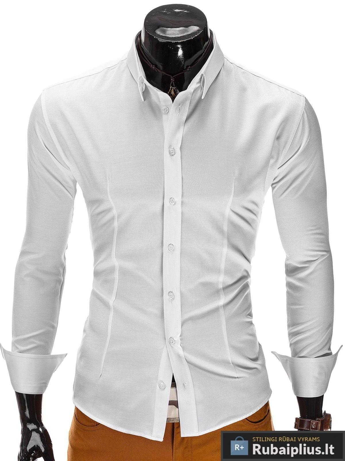 Klasikiniai marškiniai vyrams internetu