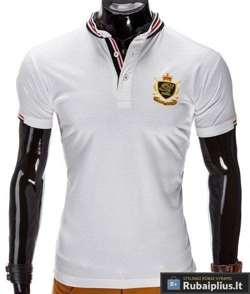 Stilingi vyriski marškinėliai Ombre