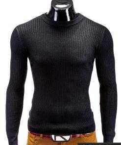 Stilingas juodos spalvos megztukas internetu pigiau Benton E66