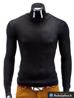 Stilingas juodos spalvos megztukas