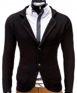 Modernus vyriškas megztinis Solid
