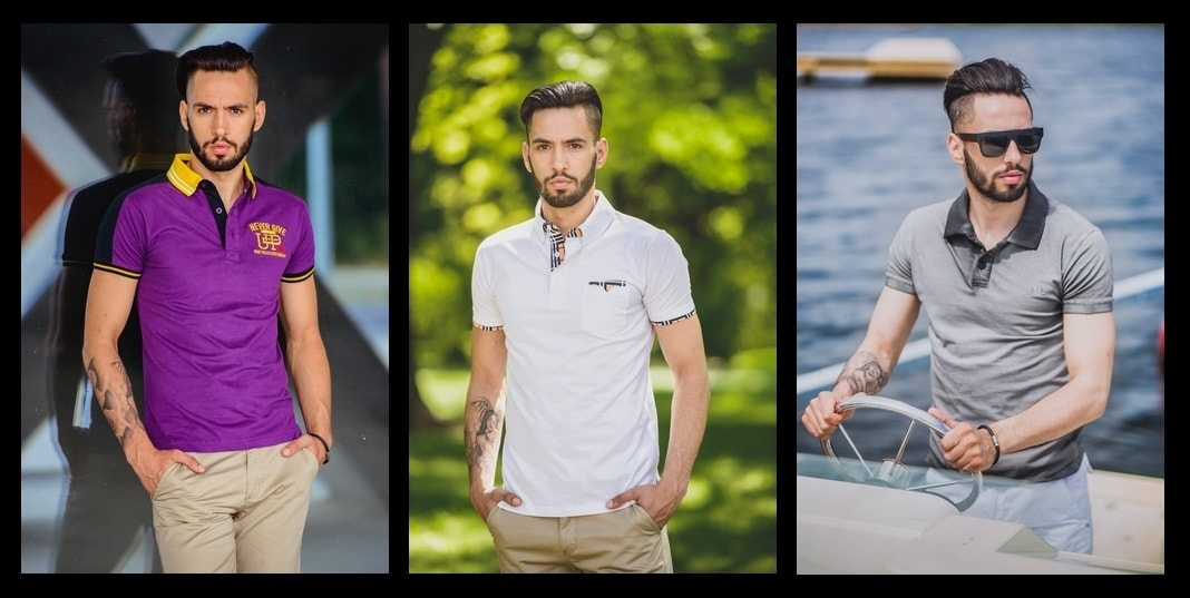 vyriški marškinėliai ir jų tipai internetu pigiau