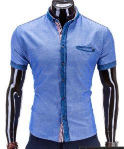 Marškiniai vyrams trumpomis rankovėmis