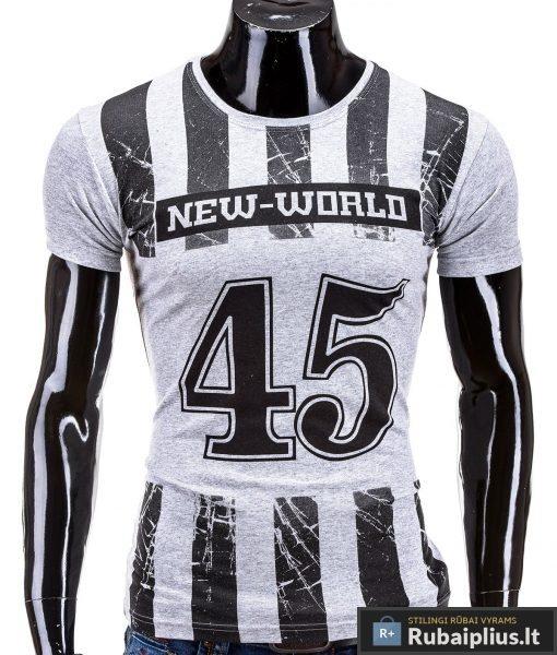 Vyriški marškinėliai 45