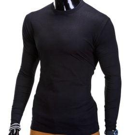 Juodos-spalvos-marškinėliai-Long-1