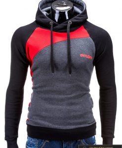 Vyriškas-jodos-raudonos-spalvos-džemperis-Miguel