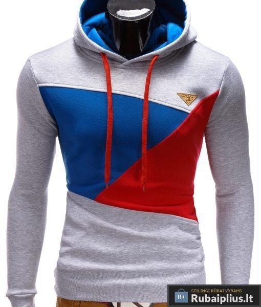 Vyriškas-pilkos-spalvos-džemperis-Start