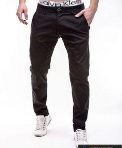 klasikinio-stiliaus-vyriškos-juodos-spalvos-kelnės-URBAN