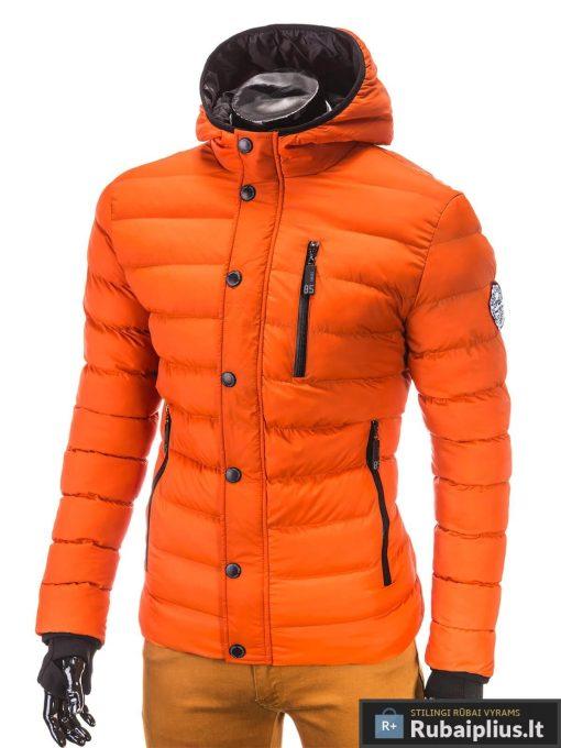 oranžinė žieminė vyriska striuke, oranžinės spalvos striuke vyrams, vyriskos striukes internetu, stilinga vyriška striukė, vyriška striukė žiemai, madingos vyriškos striukės internetu, žieminės striukės, žieminė striukės, originalios striukės, aukštos kokybės, nuolaida, akcija, aukšta kokybė, greitas pristatymas, apmokėjimas gavus preke