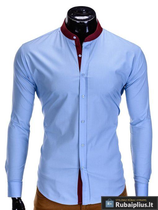 Šviesiai-mėlynos-spalvos-marškiniai-vyrams-Rede-rubaiplius-1