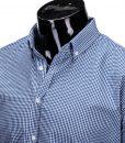 rubaiplius-Mėlynos-spalvos-marškiniai-vyrams-Clerk-1