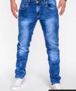 Laisvalaikio kelnės vyriški džinsai vyrams internetu pigiau Leny P488