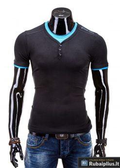 Vyriški marškinėliai vyrams internetu pigiau Mix S562