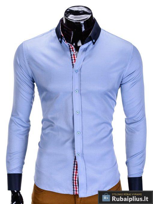 vyriski-Šviesiai-mėlynos-spalvos-marškiniai-vyrams-stil-rubaiplius