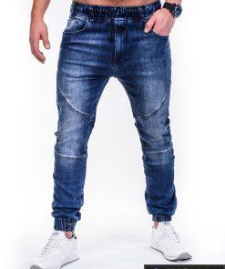Vyriški džinsai vyrams laisvalaikio kelnės internetu pigiau Rado P470
