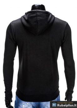 Džemperis vyrams. Juodas vyriškas džemperis