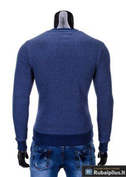 Vyriškas džemperis. Mėlynos džemperis vyrams