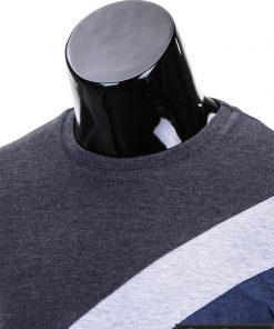 Vyriškas džemperis. Pilkas džemperis vyrams