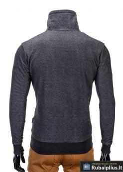 Vyriškas džemperis. Pilkas vyriškas džemperis
