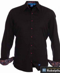 juodi-vyriški-marškiniai-pascal-115332J-PASCAL