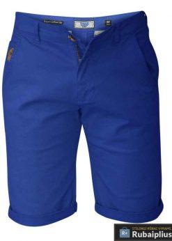 Mėlynos spalvos vyriški šortai internetu pigiau Colten 202152M