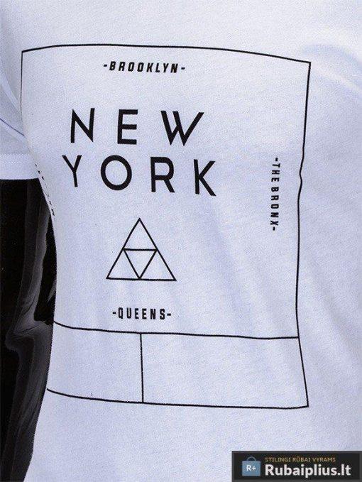 """Vyriški marškinėliai + Balti marškinėliai vyrams """"Oracul"""" - Rubaiplius.lt"""
