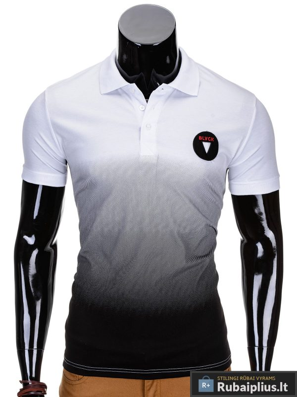 """Vyriški marškinėliai + Bati polo marškinėliai vyrams """"Yan"""" - Rubaiplius.lt"""