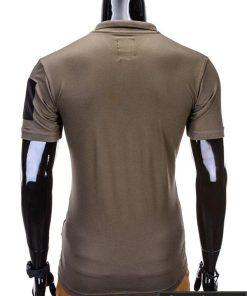 """Vyriški marškinėliai + Chaki polo marškinėliai vyrams """"Fash"""" - Rubaiplius.lt"""