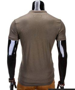 Vyriški marškinėliai + Chaki polo marškinėliai vyrams