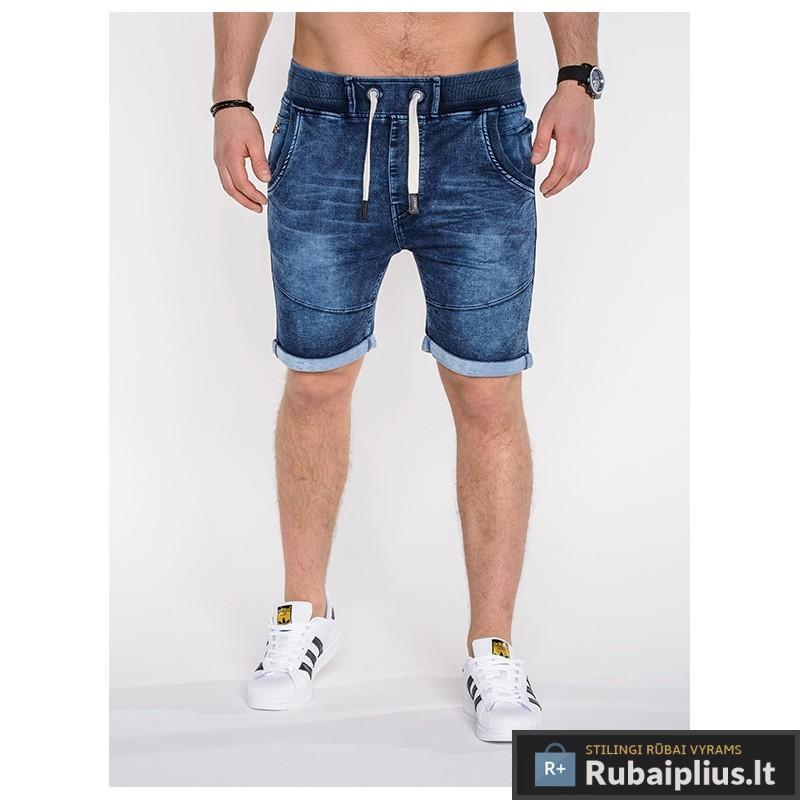 vyriški šortai, džinsiniai šortai, šortai vyrams