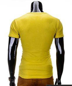 """Marškinėliai vyrams + Geltoni vyriški marškinėliai """"Gizmo"""" - Rubaiplius.lt"""