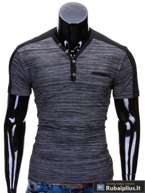 """Vyriški marškinėliai + Juodi marškinėliai vyrams """"Ego"""" - Rubaiplius.lt"""