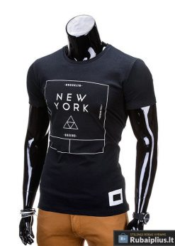 """Vyriški marškinėliai + Juodi marškinėliai vyrams """"Oracul"""" - Rubaiplius.lt"""