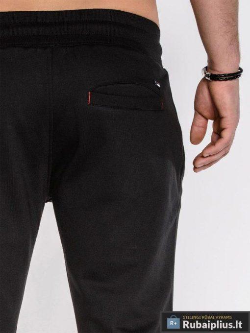 """Šortai vyrams + Juodos spalvos vyriški šortai """"Kiko"""" - Rubaiplius.lt"""