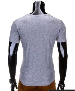 """Vyriški marškinėliai + Pilki marškinėliai vyrams """"Dreik"""" - Rubaiplius.lt"""