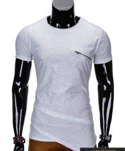 """Vyriški marškinėliai + Pilki marškinėliai vyrams """"Vilton"""" - Rubaiplius.lt"""