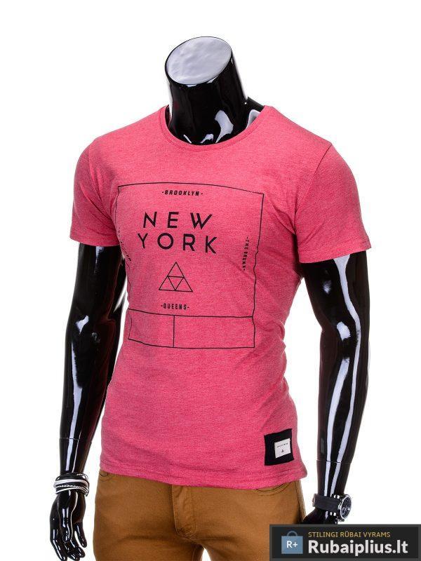"""Vyriški marškinėliai + Raudoni marškinėliai vyrams """"Oracul"""" - Rubaiplius.lt"""