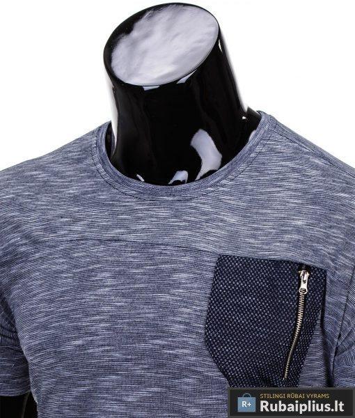 """Vyriški marškinėliai + Mėlyni marškinėliai vyrams """"Snake"""" - Rubaiplius.lt"""