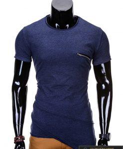"""Vyriški marškinėliai + Mėlyni marškinėliai vyrams """"Vilton"""" - Rubaiplius.lt"""