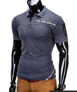 """Vyriški marškinėliai + Pilki polo marškinėliai vyrams """"Fash"""" - Rubaiplius.lt"""