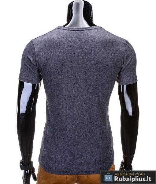 """Vyriški marškinėliai + Pilki marškinėliai vyrams """"Oracul"""" - Rubaiplius.lt"""