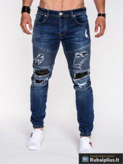 """Kelnės ir džinsai vyrams + Stilingi vyriški džinsai """"Crul"""" - Rubaiplius.lt"""