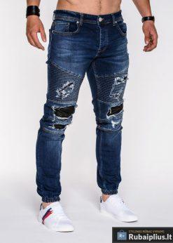 Kelnės ir džinsai vyrams + Stilingi vyriški džinsai