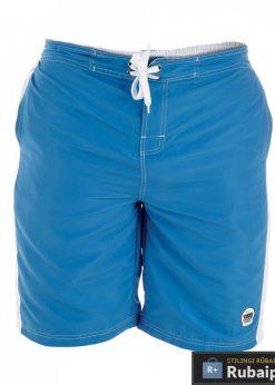 Mėlynos spalvos vyriški šortai vyrams internetu pigiau Clyde 208118M
