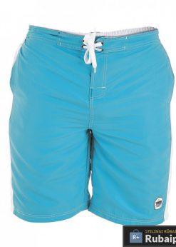 Paplūdimio šviesiai mėlynos spalvos vyriški šortai vyrams internetu pigiau Clyde 208118SM