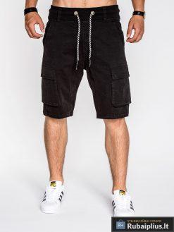 juodi šortai su kišenėmis, judos spalvos šortai, vyriški šortai internetu, pirkti džinsiniai šortai, originalus šortai vyrams, vyriški bridžai, bridžai vyrams uz gera kaina