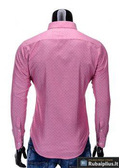 ruzavi marškiniai, roziniai marškiniai, vyriški koralo spalvos marškiniai internetu, stilingi stiliaus rožiniai marškiniai vyrams, madingi marškiniai vyrams ilgomis rankovemis, originalūs vyriški marškiniai internetu, klasikiniai marškiniai vyrams, stilingi marškiniai vyrams, aukšta kokybė, greitas pristatymas, apmokėjimas gavus prekes, vyriškų striukių išpardavimas